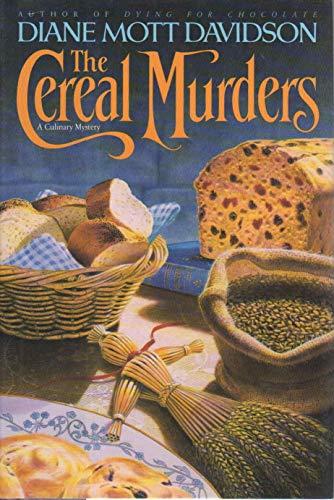 The Cereal Murders: Davidson, Diane Mott