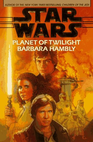 9780553095401: Star Wars: Planet of Twilight