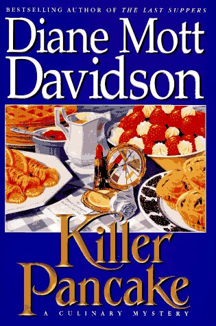 9780553095883: Killer Pancake (Goldy Culinary Mysteries)