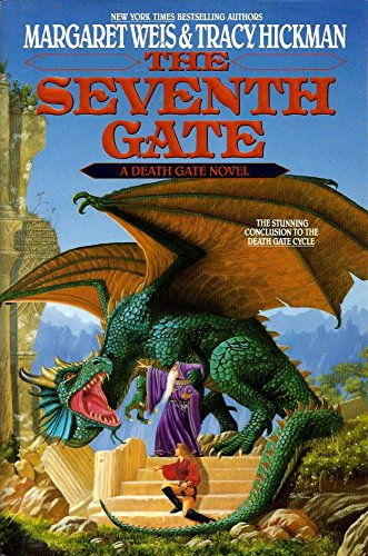 9780553096477: The Seventh Gate (Death Gate Cycle)