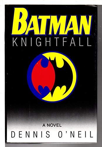 9780553096736: Batman: Knightfall (Bantam Spectra Book)