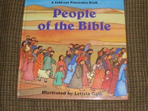 The People of the Bible : A: Harriet Ziefert; Letizia