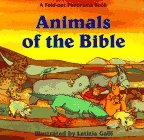 ANIMALS OF THE BIBLE (Fold-Out Panorama Book): Ziefert, Allison