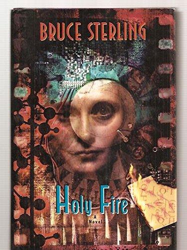 9780553099584: Holy Fire (Bantam Spectra Book)