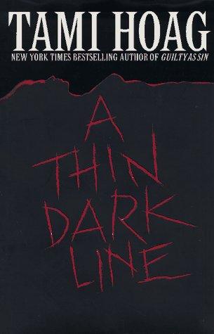 9780553099607: A Thin Dark Line