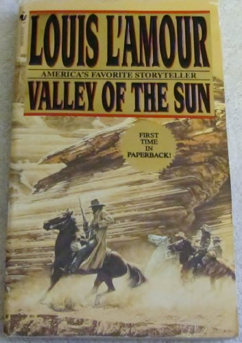 Valley of the Sun (0553099620) by Louis L'Amour
