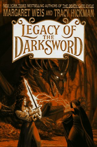 9780553099652: Legacy of the Darksword