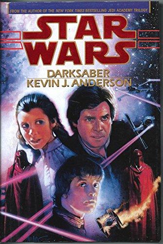 """Darksaber """" Signed """": Anderson, Kevin J."""