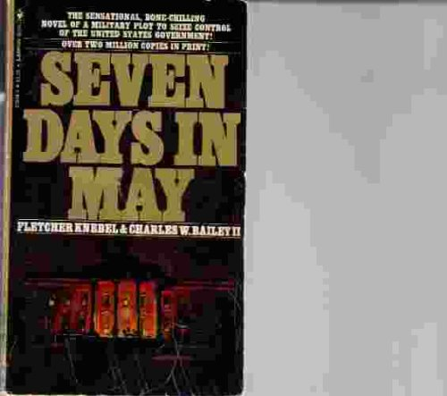 9780553100488: Seven Days in May