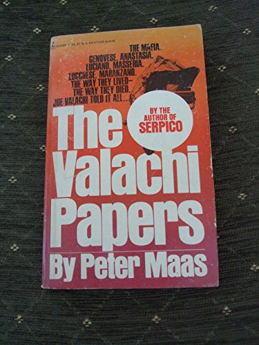 9780553100495: The Valachi Papers