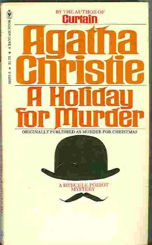 9780553100556: A Holiday for Murder