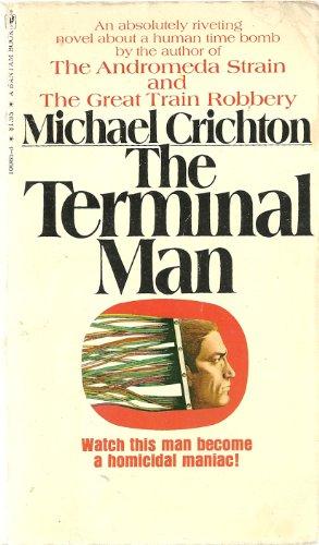 9780553100655: The Terminal Man