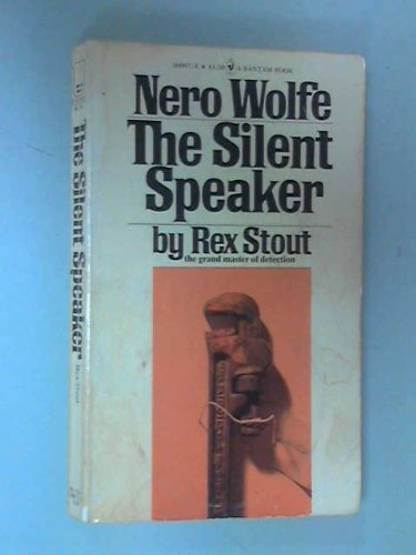 9780553100679: The Silent Speaker