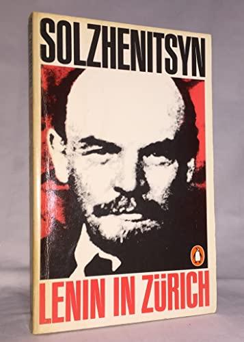 9780553100792: Title: Lenin in Zurich