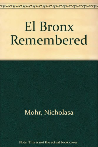 9780553101096: El Bronx Remembered