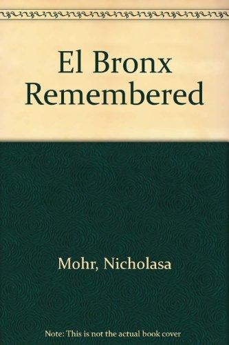 9780553101096: El Bronx Remembered