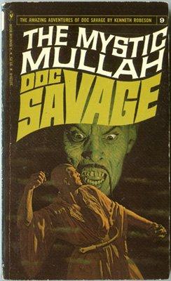 9780553101201: The Mystic Mullah (Doc Savage #9)