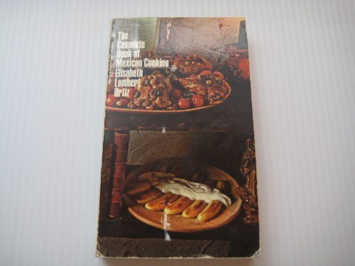 9780553101683: Complete Book of Mexican Cooking