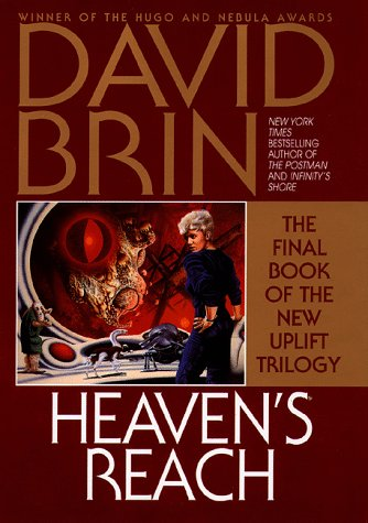 Heaven's Reach (Uplift Trilogy): Brin, David