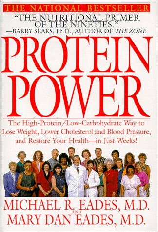 9780553101836: Protein Power: The High-Protein/Low Carbohydrate Way to Lose Weight, Feel Fit, and Boost Your Health-in Just Weeks!