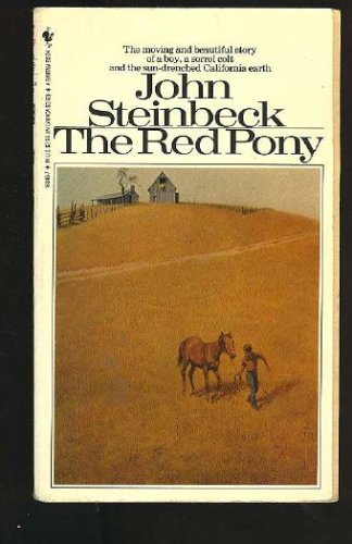 The Red Pony: Steinbeck, John
