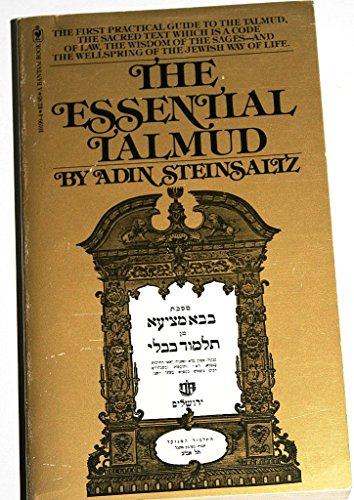 9780553101997: Essential Talmud
