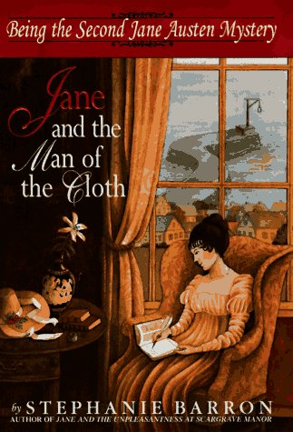 9780553102031: Jane and the Man of the Cloth (Jane Austen Mystery)