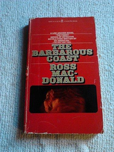 9780553102079: The Barbarous Coast