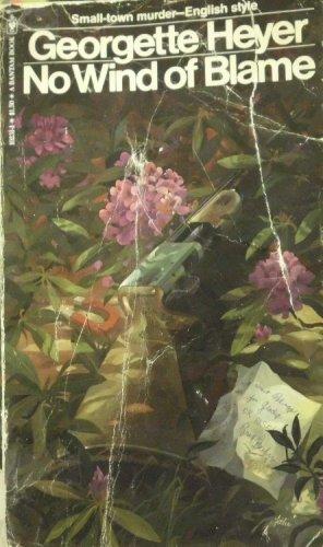 No Wind of Blame (9780553102314) by Georgette Heyer