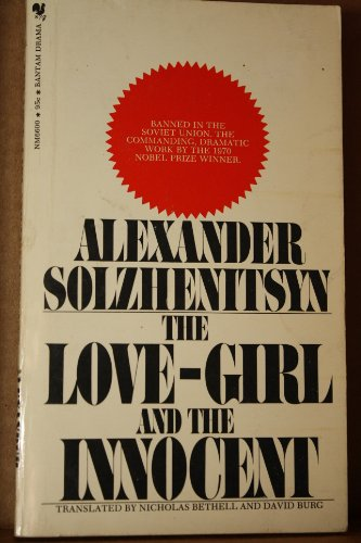 9780553102468: The Love-Girl And The Innocent