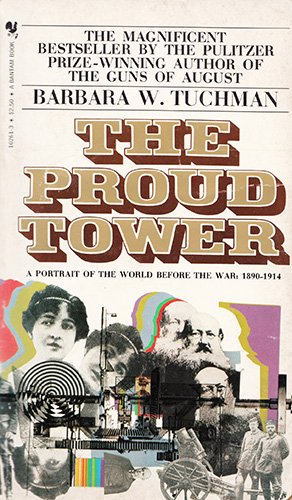 9780553102611: The Proud Tower