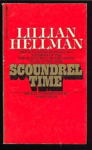 Scoundrel Time: Hellman, Lillian