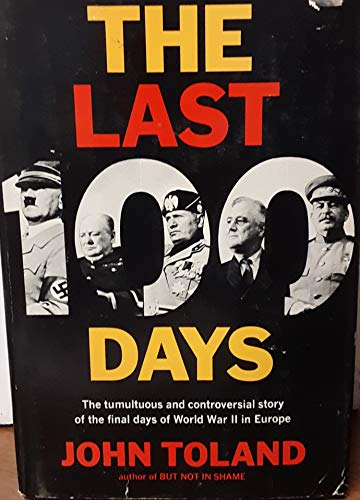 9780553103496: The Last 100 Days