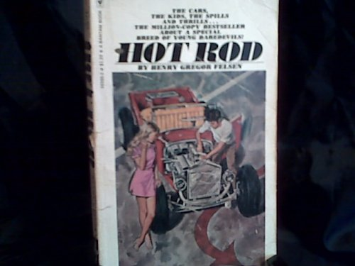 9780553103656: Hot rod (Bantam book)