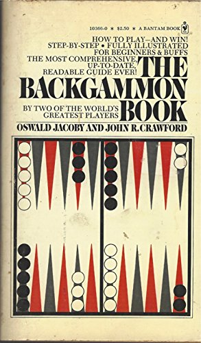 9780553103663: Backgammon Book