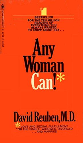 9780553103694: Any Woman Can!* [Taschenbuch] by Reuben, David