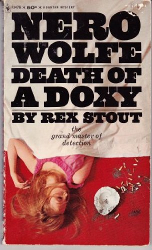 9780553104189: Death of a doxy: A Nero Wolfe novel (Bantam book)