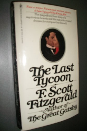 9780553104196: The Last Tycoon