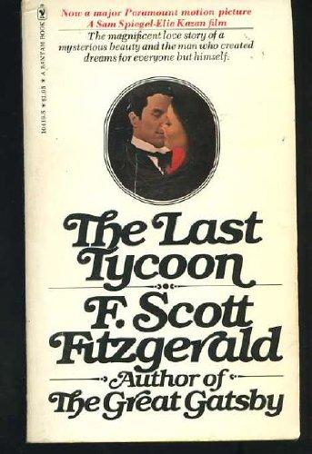9780553104196: Last Tycoon