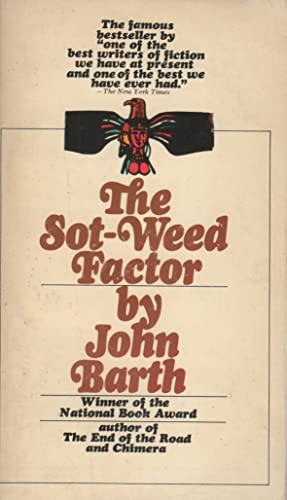 9780553104714: The Sot-Weed Factor