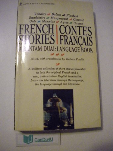 French Stories (Dual-Language Books - French &: Fowlie, Wallace