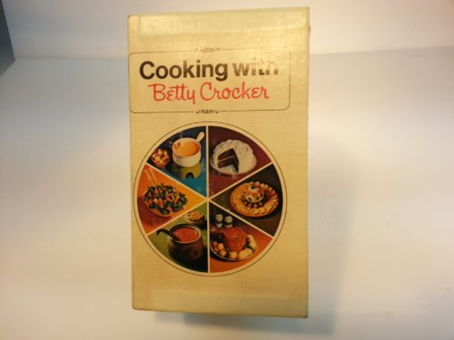 Betty Crocker's Cookbook [Pie Collage Cover, Illustrated cookbook / recipe collection, ...