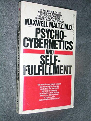 9780553105353: Psycho-Cybernetics and Self-Fulfillment