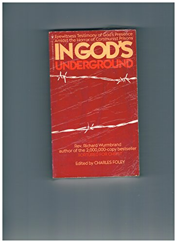 In God's Underground (0553106090) by Wurmbrand, Richard