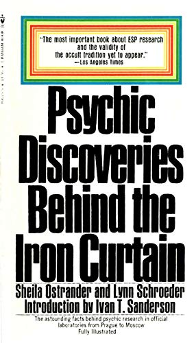 9780553106152: Psychic Discoveries Behind the Iron Curtain