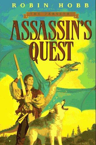 Assassin's Quest (The Farseer Trilogy Book Three): Hobb, Robin (Megan