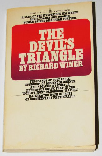 9780553106886: The Devil's Triangle