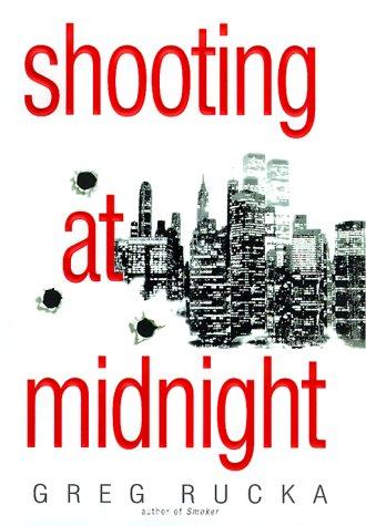 Shooting at Midnight SIGNED***LINED: Greg Rucka