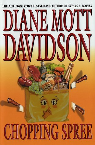 Chopping Spree by Davidson, Diane Mott