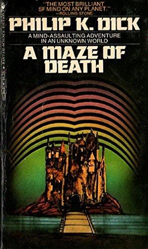 9780553107401: A Maze of Death [Taschenbuch] by